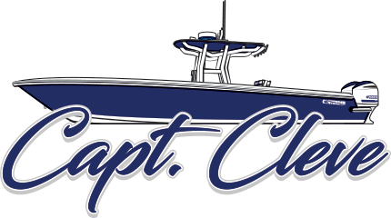 Heritage Excursions Capt Cleve Boat Logo